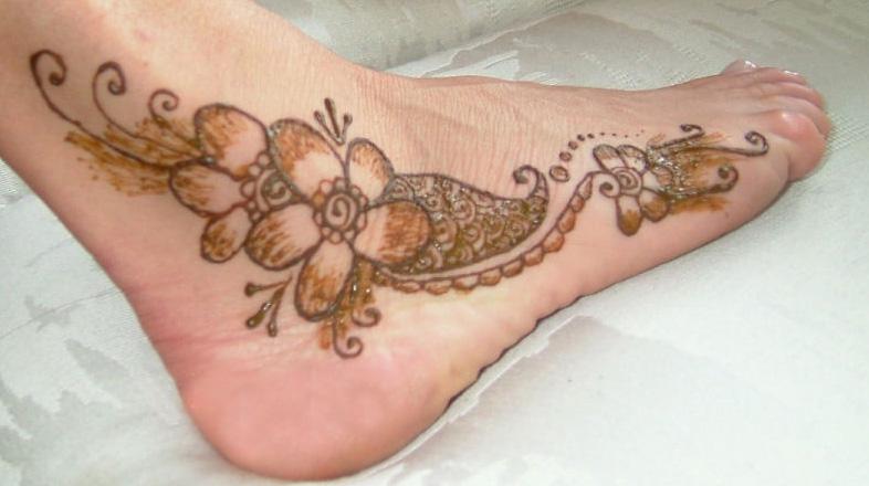Leg Mehndi Wallpaper : Traditional new mehndi designs for legs nechcheli all about