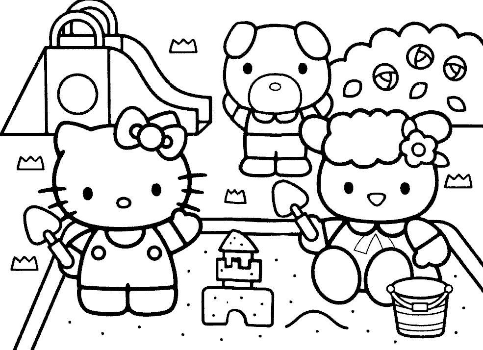 Dibujos para colorear maestra de infantil y primaria - Colores para colorear ...