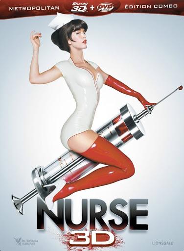 18+Nurse 3D (2013) English UnCut 250MB BluRay 480p ESubs Free Download