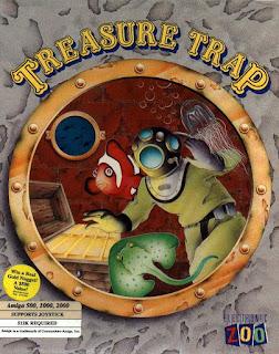 Videojuego Treasure Trap