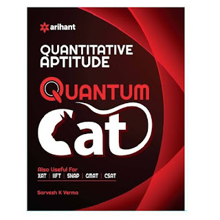 Arihant Quantitative Aptitude Quantum Cat 2019 [ENGLISH EDITION]
