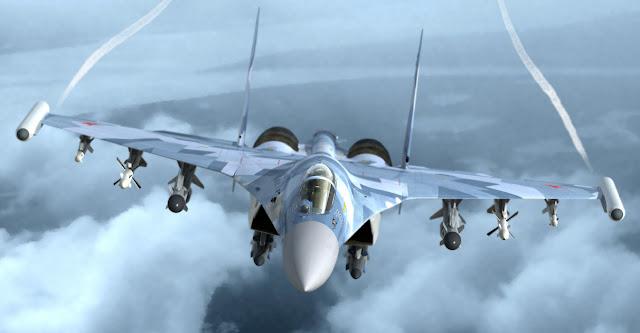 Menlu Klarifikasi Pembelian Pesawat Tempur Sukhoi Su35 Indonesia
