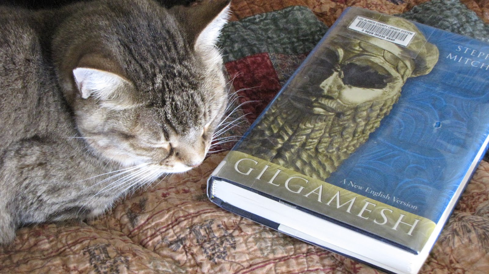 my awful reviews gilgamesh by stephen mitchell