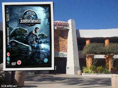 Jurrassic Park - Universal Studios