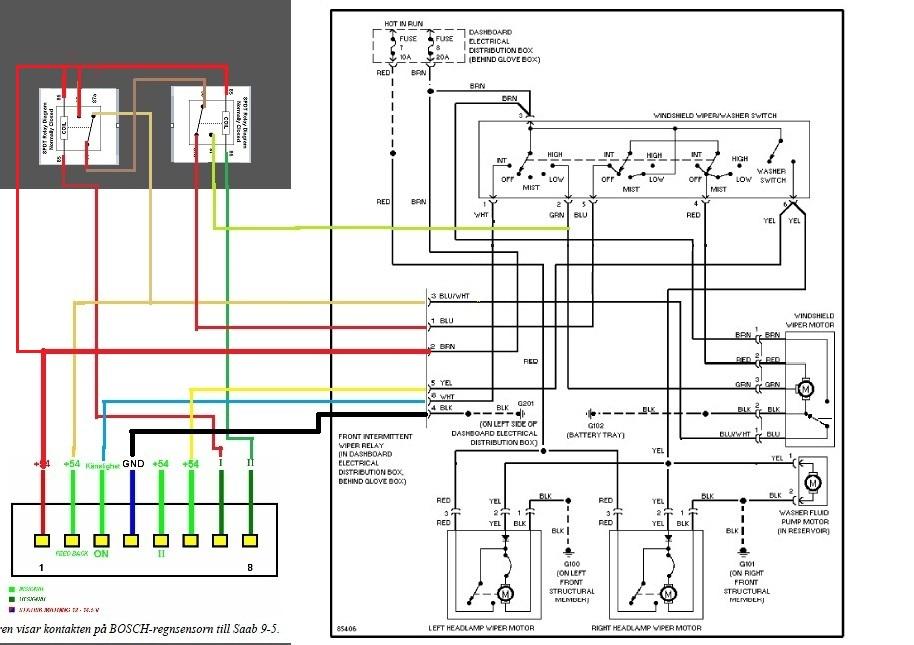 Ungewöhnlich Saab 9 3 Schaltplan Ideen - Elektrische ...