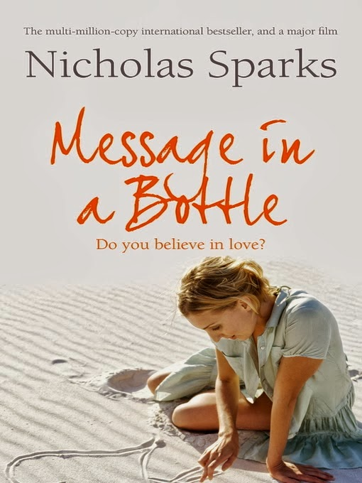 Message In A Bottle by: Nicholas Sparks e-book short novel ...