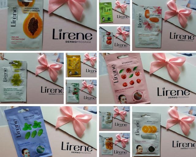 Maseczki Lirene - przegląd