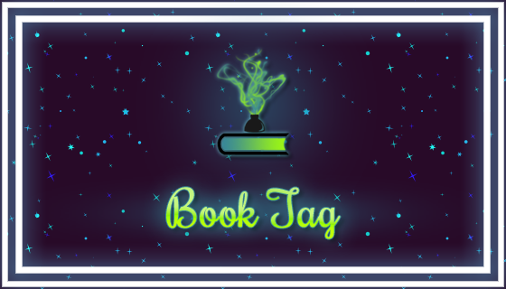 Book Tag | Grey's Anatomy