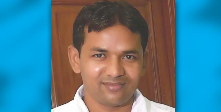 ramashankar-kushwah-author