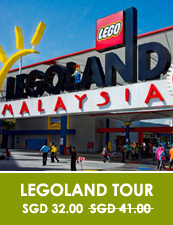 Singapore Travel Blog Lego Land Tour