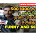 Tamilnadu People who drink in tasmac shared their views about 500 rupee and 1000 rupee notes ban in India.