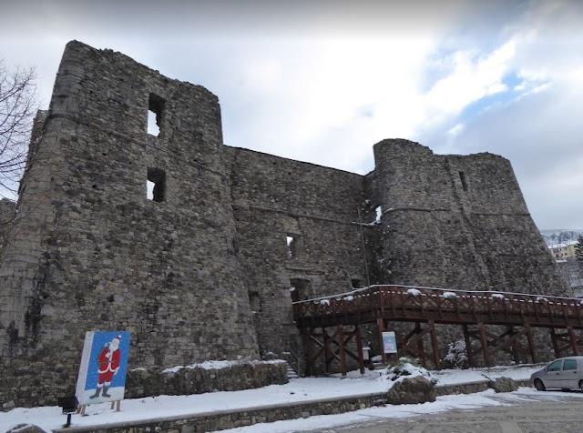 castello Malaspina a Santo Stefano d'Aveto