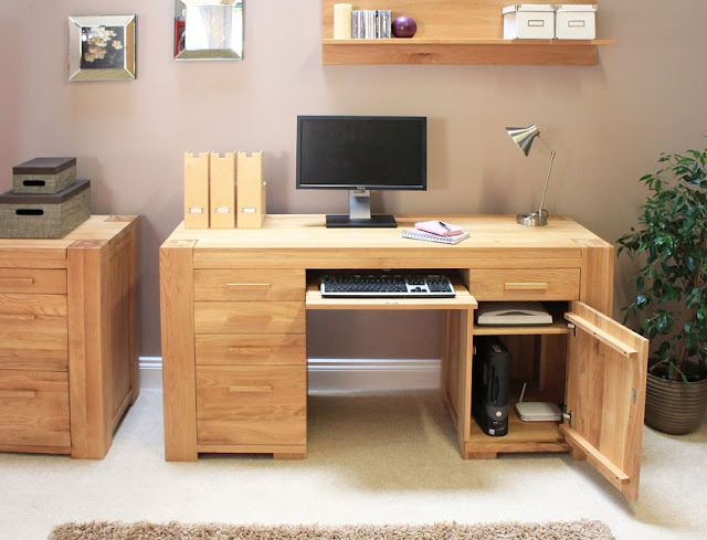 best buy wood home office furniture Trinidad for sale