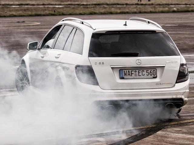 c63 amg drift