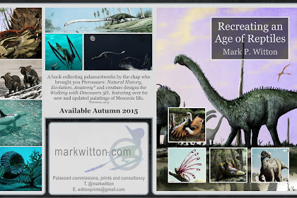 The Age Of Reptiles The World Naturalist