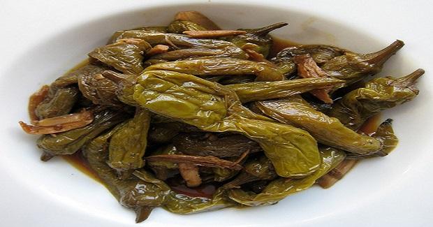 Adobong Sili (Chile Pepper Adobo) Recipe