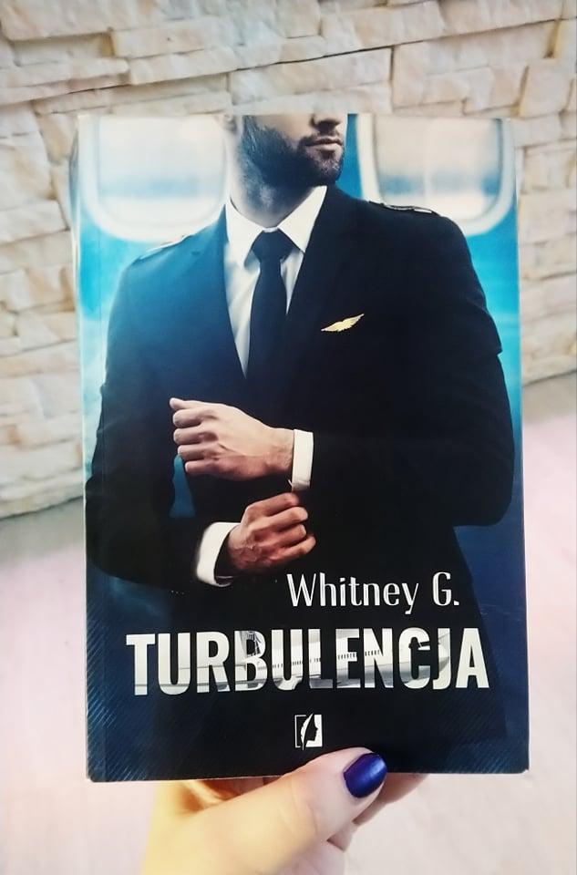 Whitney G - Turbulencja -  Wydawnictwo Kobiece - Recenzja