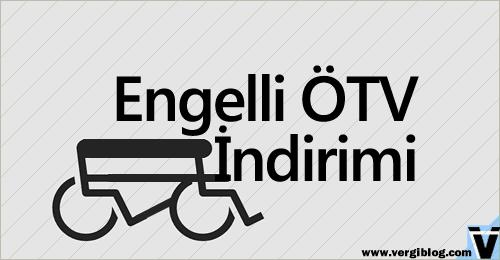 Engelli ÖTV İndirimi