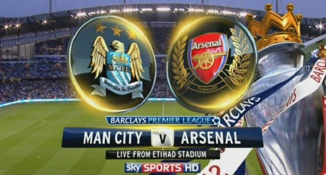 live streaming manchester city vs arsenal 5 november 2017