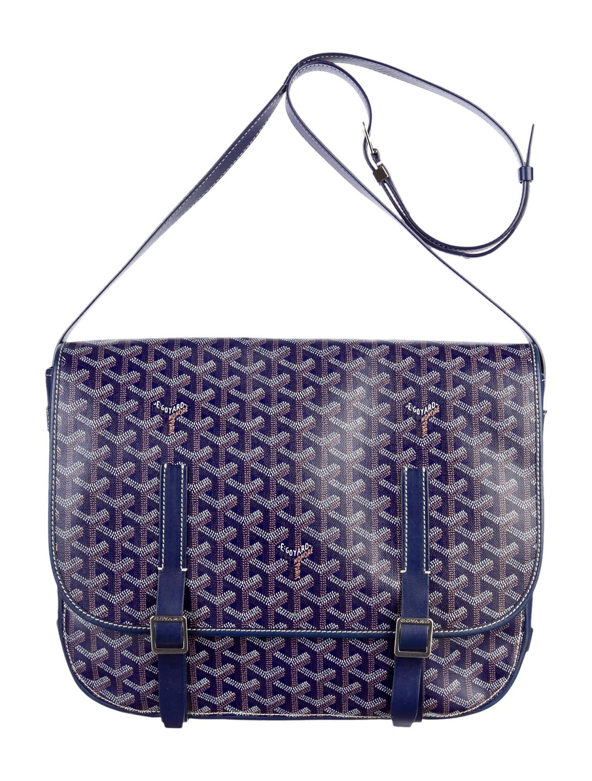 Color Craving The Goyard Belvedere Messenger Bag Beeh Adventures