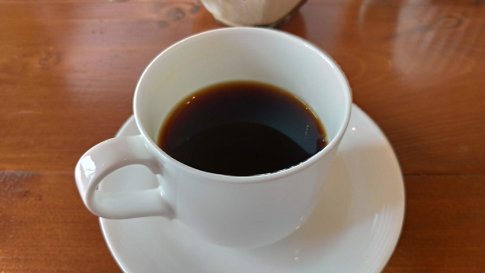 長崎市お食事処あかまのコーヒー