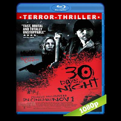 30 Dias De Noche (2007) BRRip Full 1080p Audio Trial Latino-Castellano-Ingles 5.1