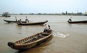 Bến tình chung thủy- Sông Cửu