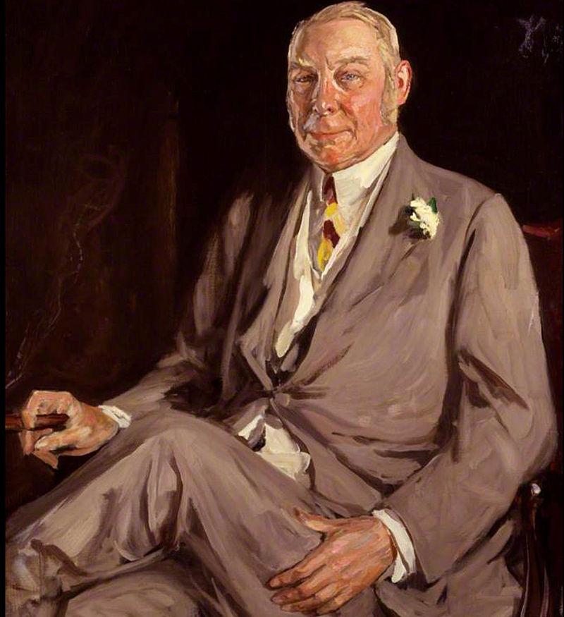 Tweedland The Gentlemens Club Hugh Cecil Lowther 5th Earl Of