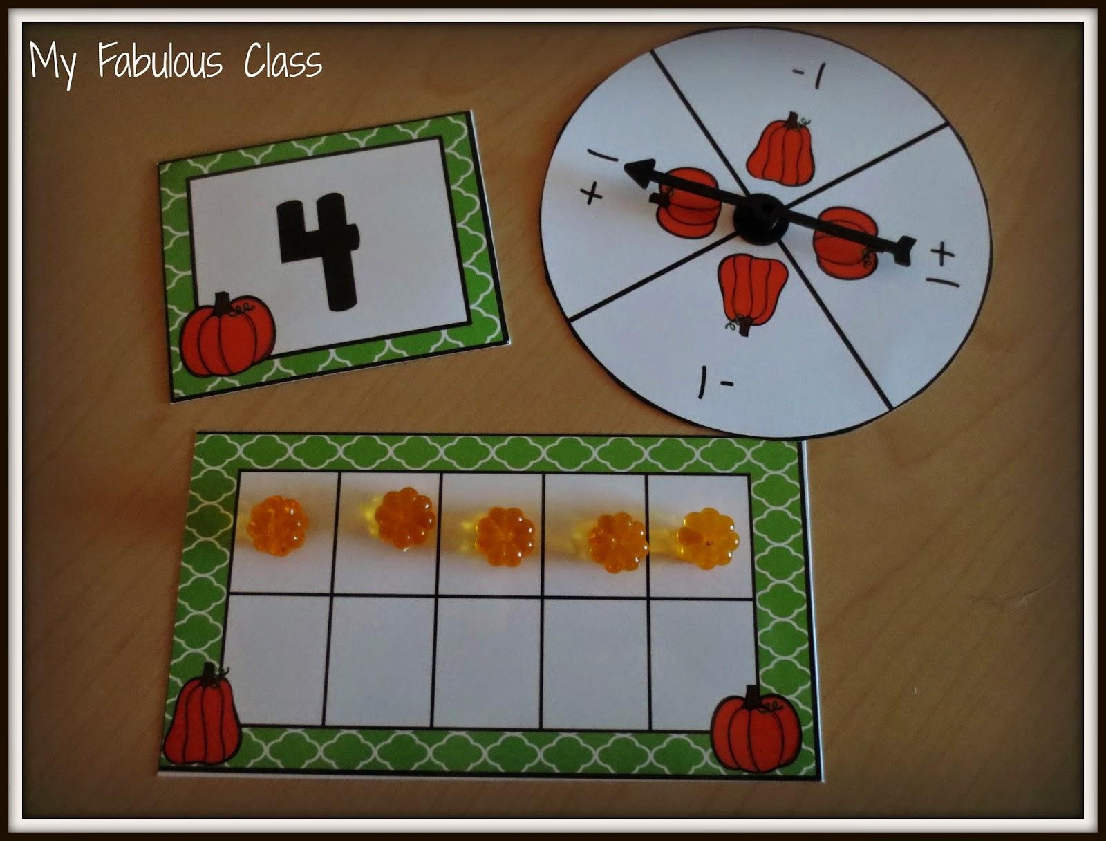 My Fabulous Class Pumpkins Pumpkins Pumpkins