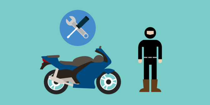 Niatnya Mau Jual Motor Curian di Fb, Ternyata Yang Beli Polisi