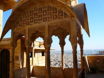 Jaisalmer, la dorée : les temples Jains et le Thar Heritage Museum 2