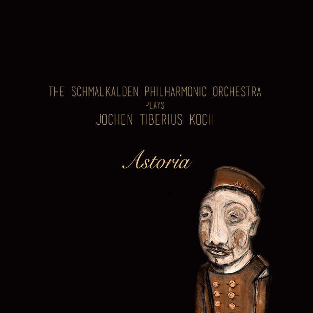 Astoria est le nouvel album de Jochen Tiberius Koch, un album concept sorti le 17 janvier sur le label japonais Schole Records