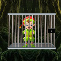 8BGames Little Elf Escape
