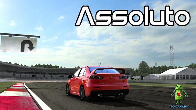 Assoluto Racing 1.21.1 Mod Apk/Data