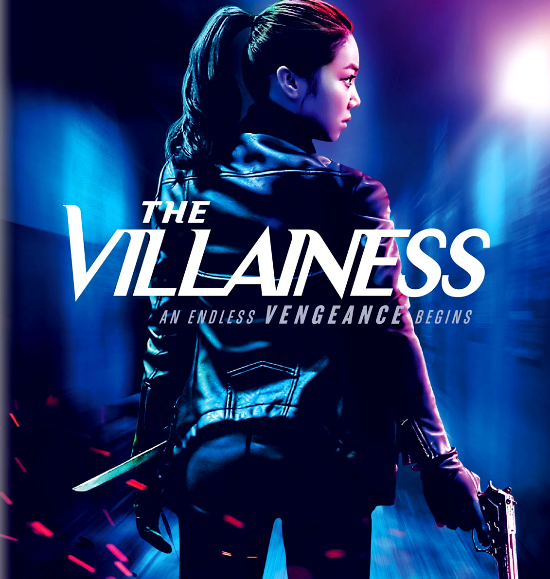 The Villainess [2017] [DVDR] [NTSC] [Latino]