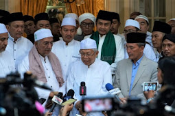 Dukungan Habaib dan Ulama Indonesia, Deklarasikan Jokowi-Ma'ruf Amin