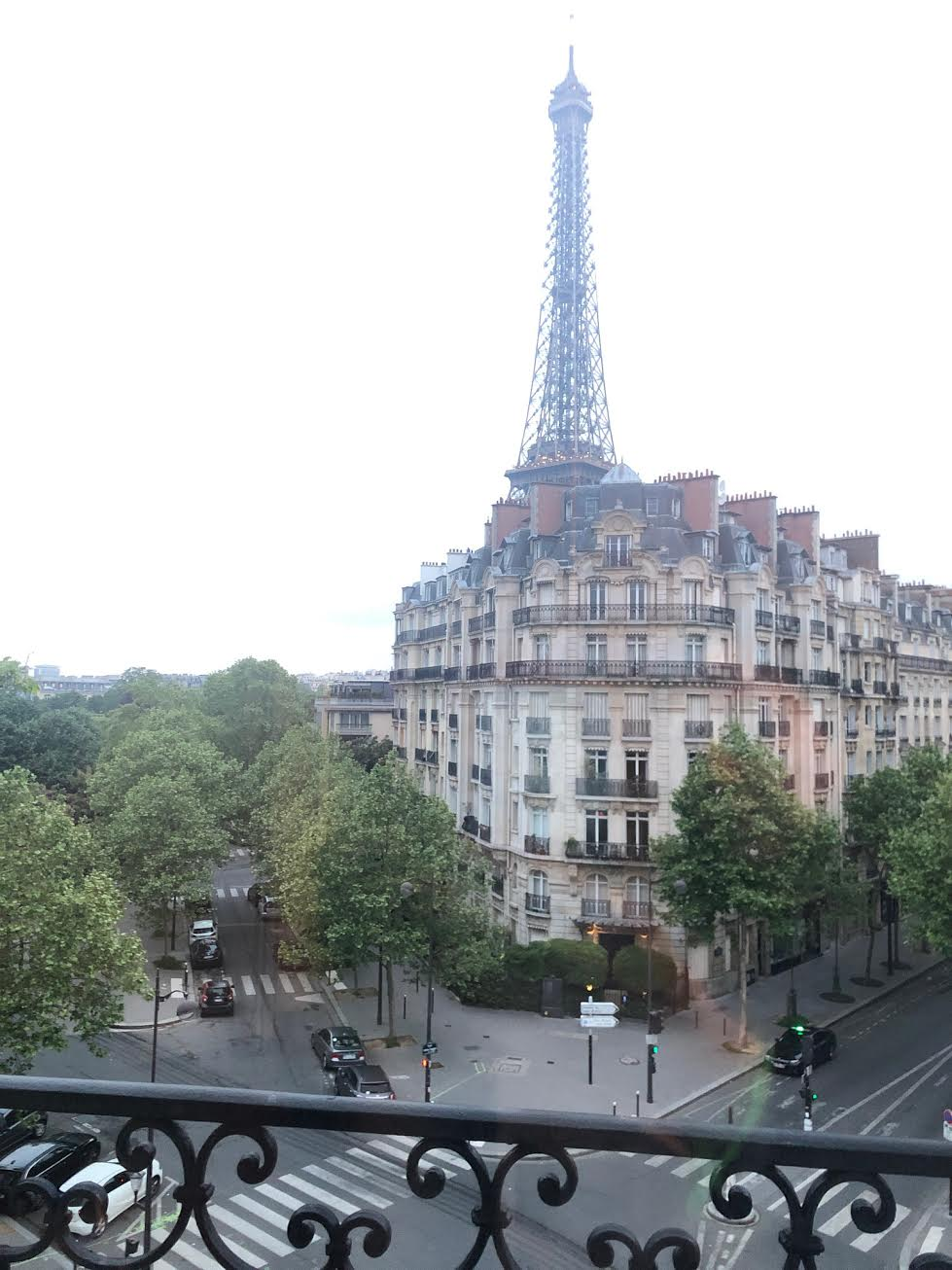 A most charming apartment to stay in while in Paris