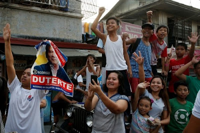 Philippines: Lowering the age of criminal responsibility from 15 years old to 9 years old