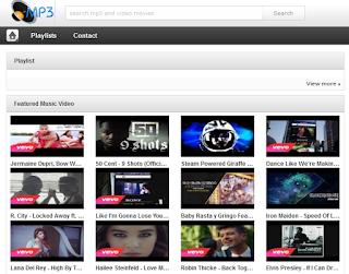 Situs Download Lagu dan Video Gratis