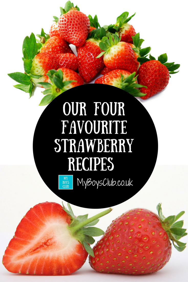 Our Favourite Tree Guide Trees Of The Carolinian Forest: My Boys Club: Our Four Favourite Strawberry Recipes