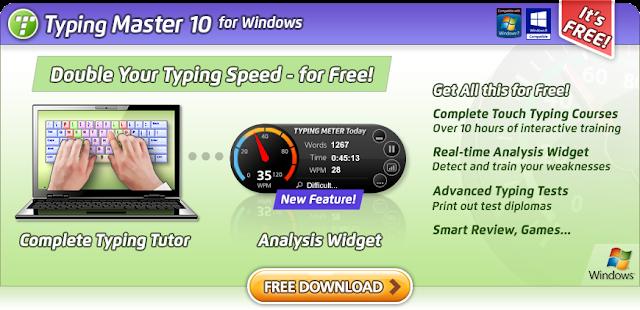 Typing Master 10 Latest Version Free Download
