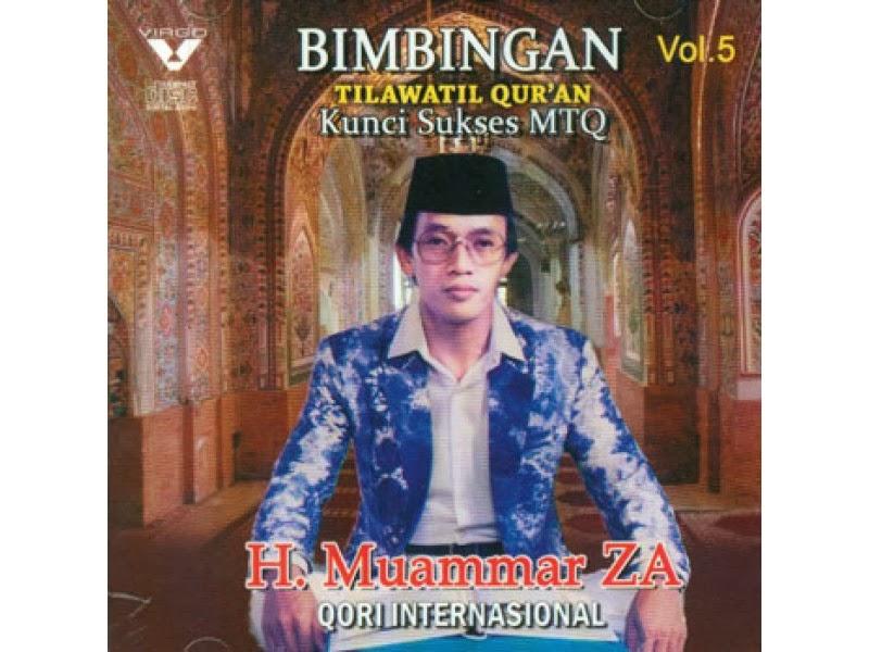 Kumpulan Mp3 Bimbingan Tilawah KH. Muammar ZA. Full Volume 1-8