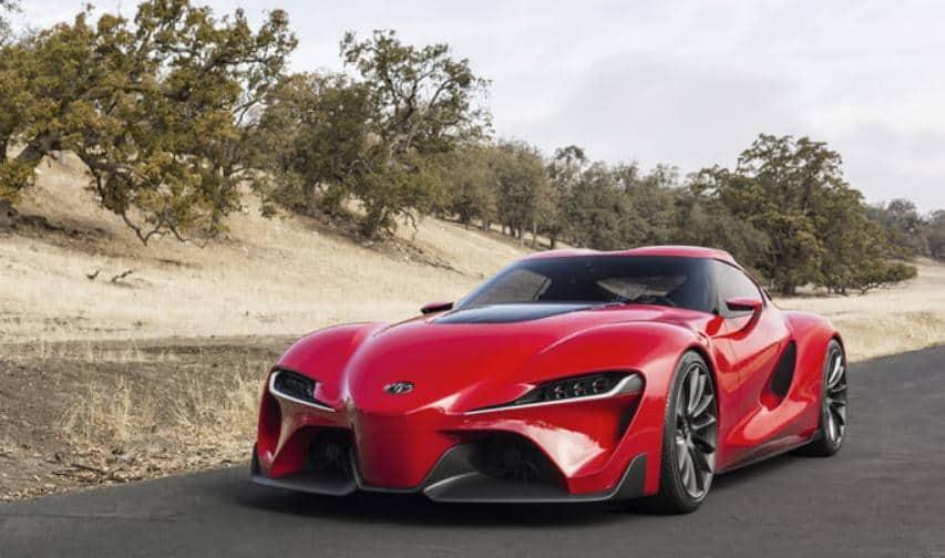 Toyota Supra 2019 HP / Horsepower