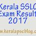 Kerala SSLC Exam Result 2017