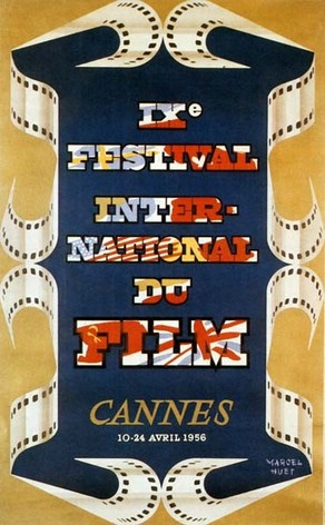 Marcel Huet cannes poster