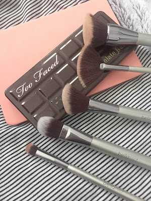 Bella Pro makeup brushes review