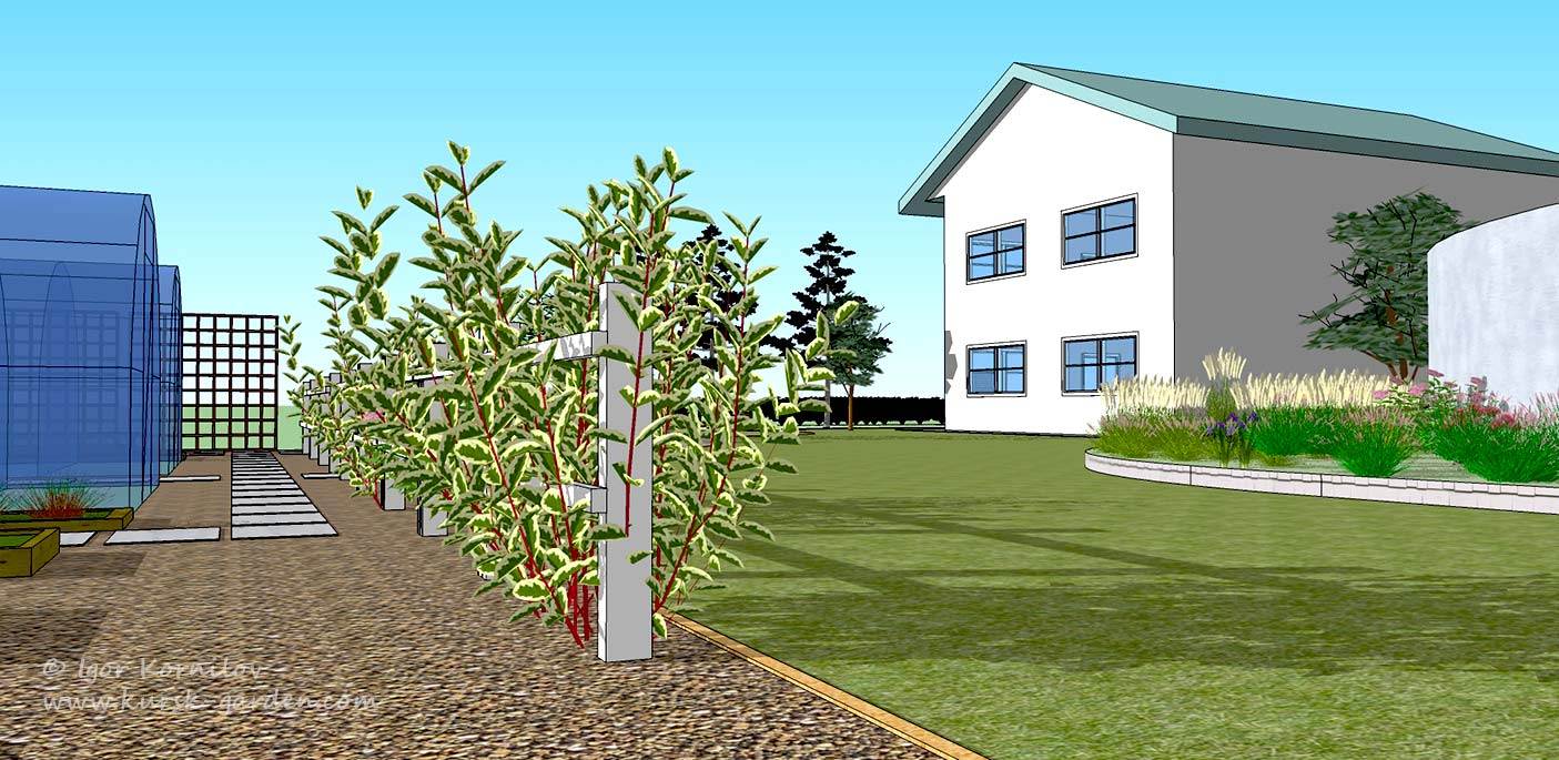 Курск: 3D в ландшафтном дизайне