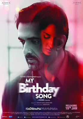 My Birthday Song 2018 Hindi 720p HDRip 700Mb x264