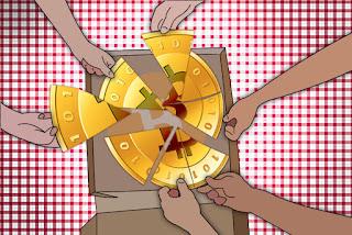 Historia Pizzas pagadas con Bitcoins
