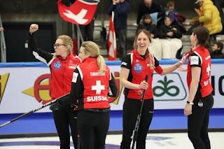 CURLING - Mundial femenino 2019 (Silkeborg, Dinamarca): Suiza regresa a lo más alto tres años después